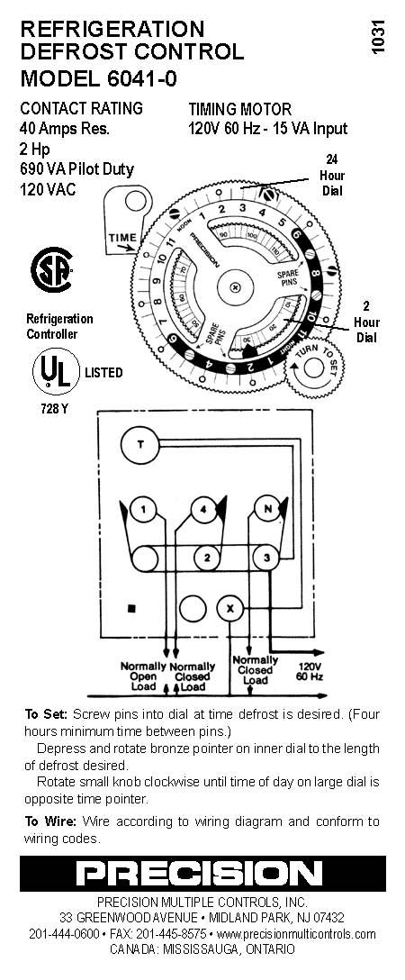 precision multiple controls official website your source for rh pmcontrols com 8145-20 defrost timer wiring diagram paragon defrost timer wiring diagrams