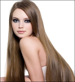 how to make your hair smooth and silky after straightening
