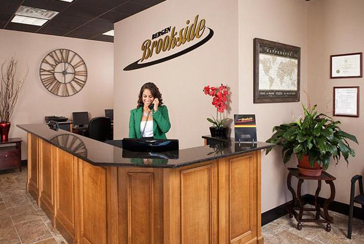 Bergen Brookside Reception Image